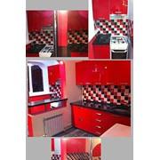 Кухня фасады акрил фото