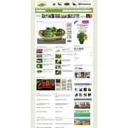 Размещение рекламных интернет баннеров на портале «Садовед» фото