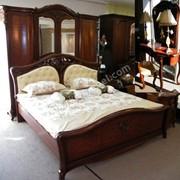 Кровать barcelona 8670 фото
