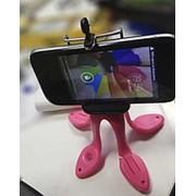 Штатиф гибкий с держателем для смартфона фото