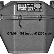 Счетчик газа СГМН-1-G6 (левый) (250 мм) фото