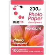 Фотобумага Colortek А4 230 г/м2 (100л) глянцевая фото