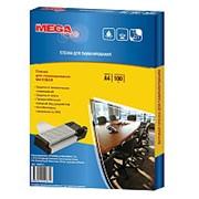 Пленка для ламинирования ProMega Office, 216*303, А4, 125мкм, 100шт/уп, матовая фото