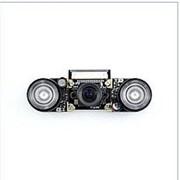 Модуль камери Night Vision Camera Raspberry Pi та інфрачервона підсвітка фото