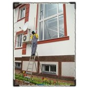 Уборка домов, коттеджей. Уборка загородного дома фото