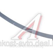 Лист рессоры ГАЗ-53 передней №2 L=1216мм (ОАО ГАЗ) 3309-2902016 фото