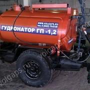 Гудронатор автотракторный прицепной ГП -1,2 Битумозаливщик фото
