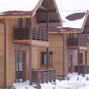 Комплекты домов из клееного бруса, Дома брусовые, Деревянные дома, купить заказать , Цены разумные. фото