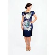 1012 платье женское фото