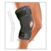 Ортопедический фиксатор ортез на колено с шарниром из материала Air-X 6755 Genucare Air-X stable open фото