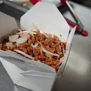 Доставка китайской еды China Box по Киеву фото