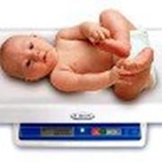 Весы МК В1-15 Саша для новорожденных фото