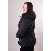 Куртка модель120 черный фото
