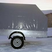 Легковой прицеп Викинг 716101 бюджет с длиной кузова 2,5 метра фото