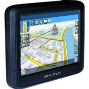 Портативные GPS-устройства Shuttle PNA-3520 фото