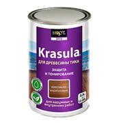 Защитно-декоративный состав «Krasula для древесины фото
