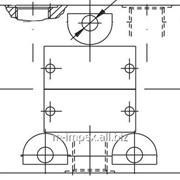 Делитель потока Caproni KDS Pmax=320 bar, Qmax=150 lmin фото