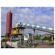 Бетонные заводы серии HZS фото