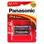 Батарейка PANASONIC AA PRO POWER * 2 (LR6XEG/2BPR) фото