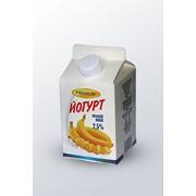 Йогурт питьевой фото
