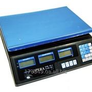 Торговые весы Opera до 40 кг. фото