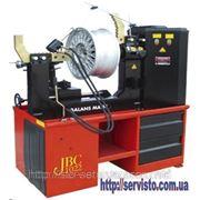 Рихтовочно-токарный станок для автомобильных дисков JBC1024 Турция