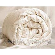 Шелковое одеяло с турмалиновой нитью фото