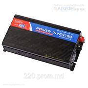 Инвертор 12/220 RAGGIE Elite RGP-1500W (усиленный) фото