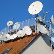 Продажа, установка оборудования спутникового и эфирного телевидения. фото