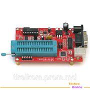 USB Interface PIC Programmer , 40 ZIF Microchip -U37 фото