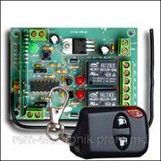 MP325 - Дистанционное управление 433 МГц (кнопки/триггер, 2 реле) фото