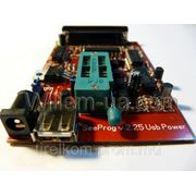Программатор SEEProg SPI v.2.25 Usb Power фото