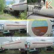 Цистерны для перевозки сжиженного газа модели : 15 - 1407 ; 15 - 903 - Р фото