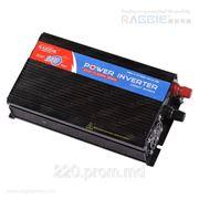 Инвертор 12/220 RAGGIE Elite RGP-1000W (усиленный) фото