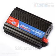 Инвертор 24/220 RAGGIE Elite RGP-300W (усиленный) фото