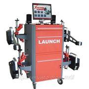 Стенд для измерения Геометрии колес беспроводная технология Launch X-631 фото