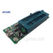 Enhanced PICKIT2 Programmer/Debugger with ZIF, ICSP & USB cable,5v & 3.3v Support фото