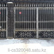 Ворота А00899 фото