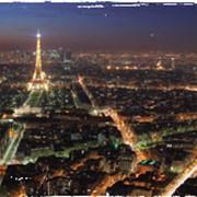 Новый год в Париже фото