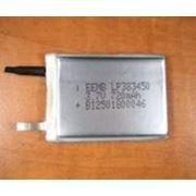LP383450 Аккумулятор литий-ионный фото