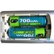 Аккумулятор R06 акк. 700 mAh Ni-Cd GP фото