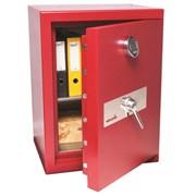 Огневзломостойкий сейф WA E 850 рубиновый фото