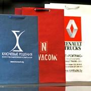 Пакеты на бумаге Imitlin фото