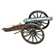 Пушка декоративная, США, 1861 г. фото