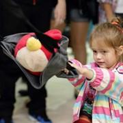 Аттракцион Angry Birds на детский праздник фото
