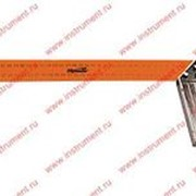 Угольник столярный SPARTA 250мм. метал. 323425 /12/120/ фото