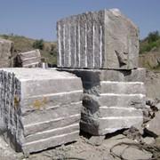 Блоки гранитные фото