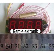 Тахометр-вольтметр-термометр ТВТ-0,4-4 фото