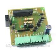 Контроллер шагового двигателя на базе TB6560 фото