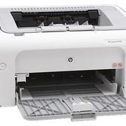 P1102 LaserJet Hewlett-Packard принтер лазерный монохромный, Бежевый фото